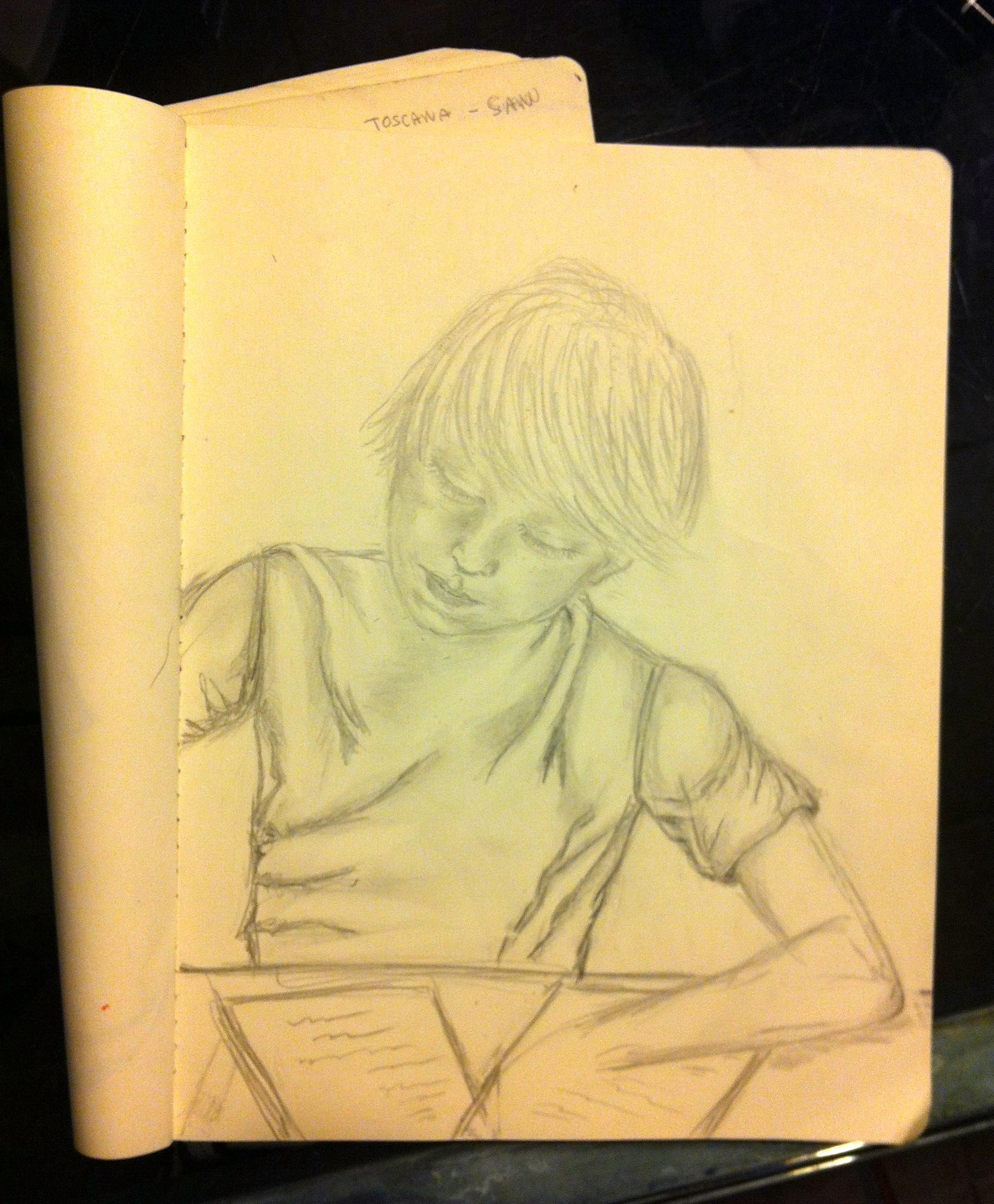 dibujo  Maria Ayucar  Pgina 2